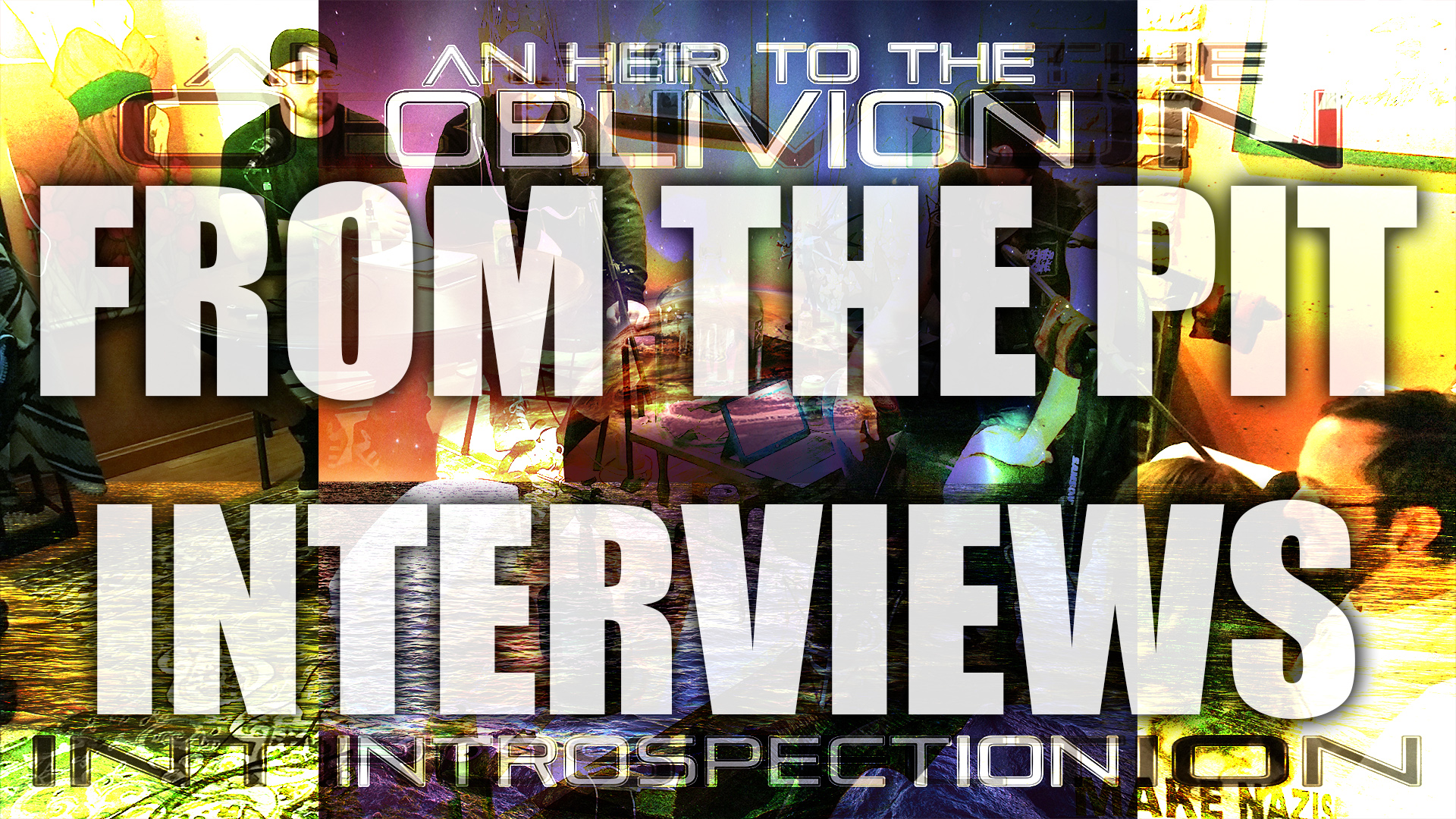 An Heir to the Oblivion Interview