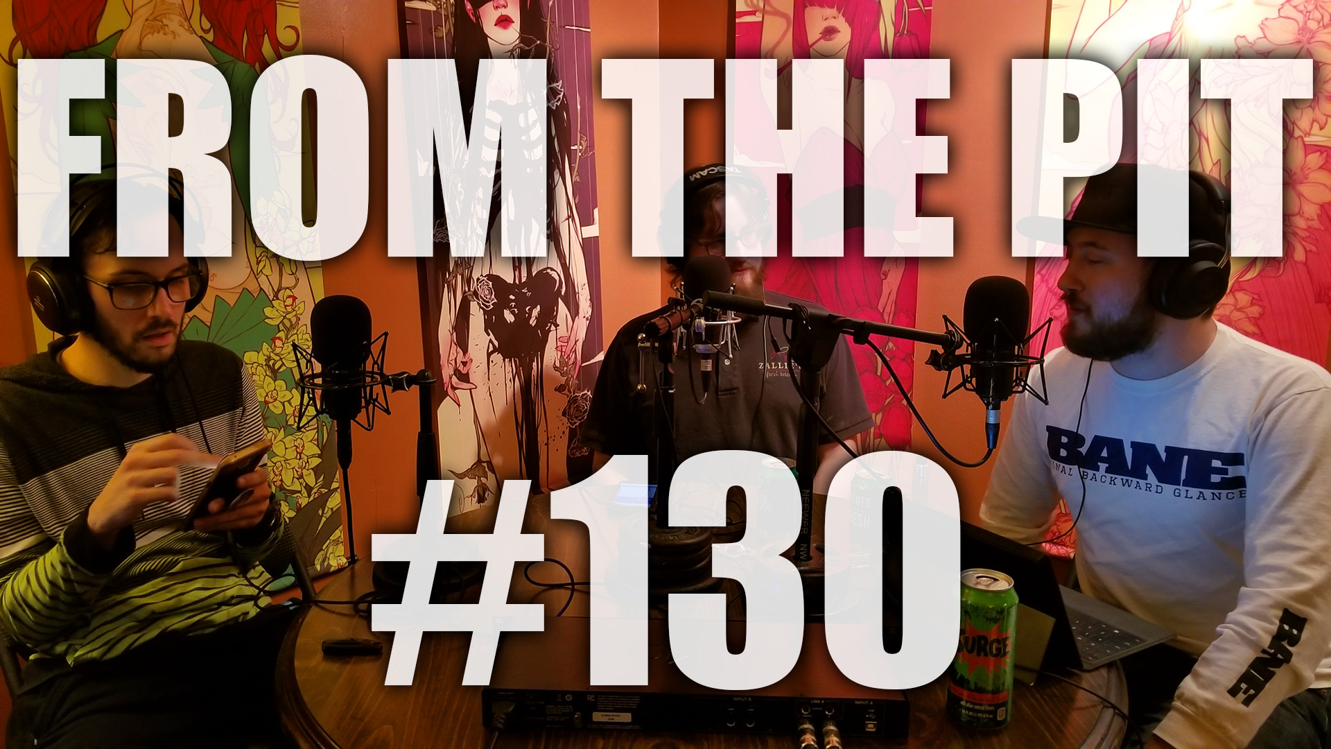 Mike Shinoda Is A Fucking Poser (ft. Interview w/ Nott)