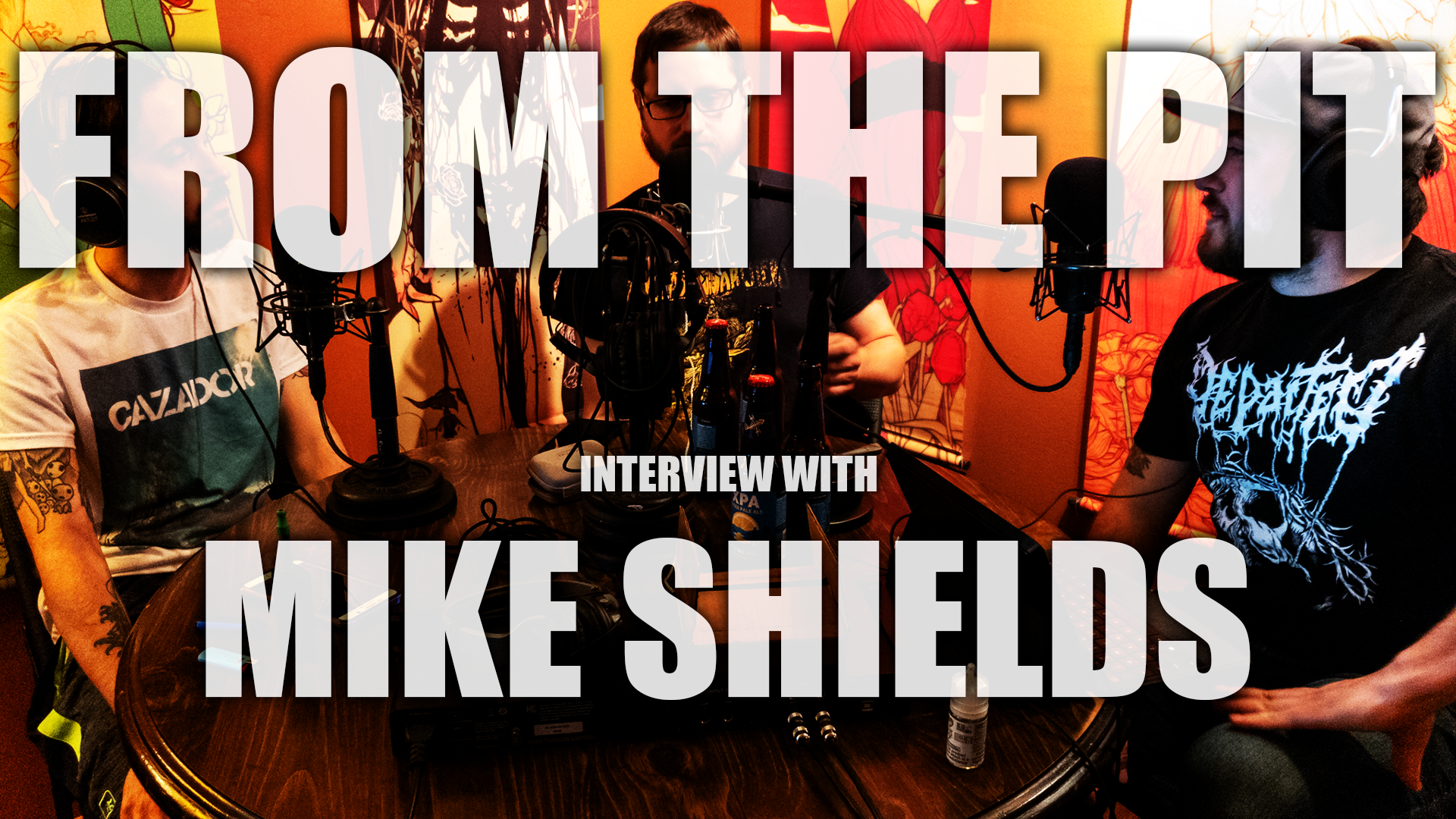 Interview w/ Mike Shields (Ninehertz, & Temple Steps)