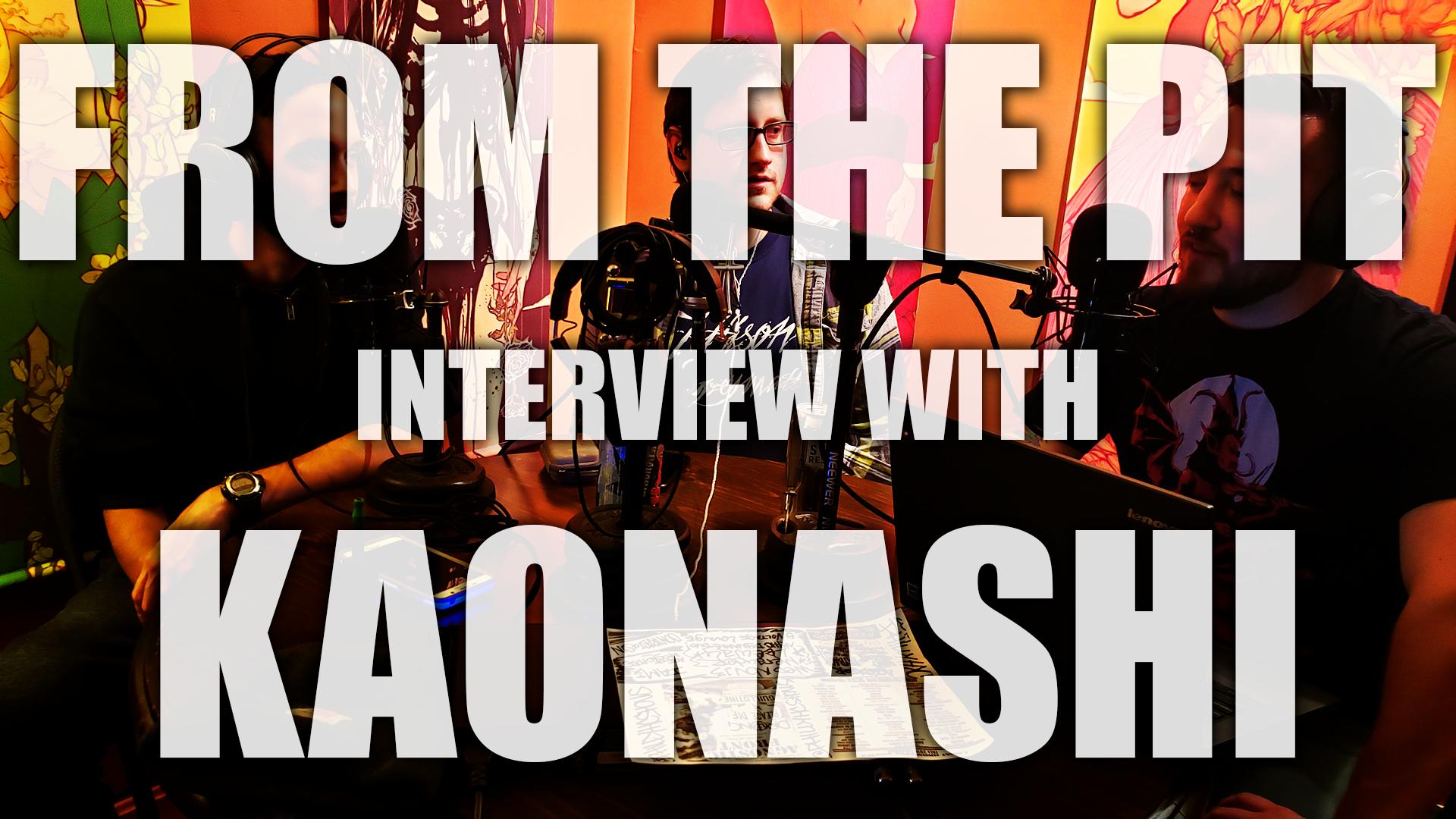 Talking with Kaonashi (All of 'em)