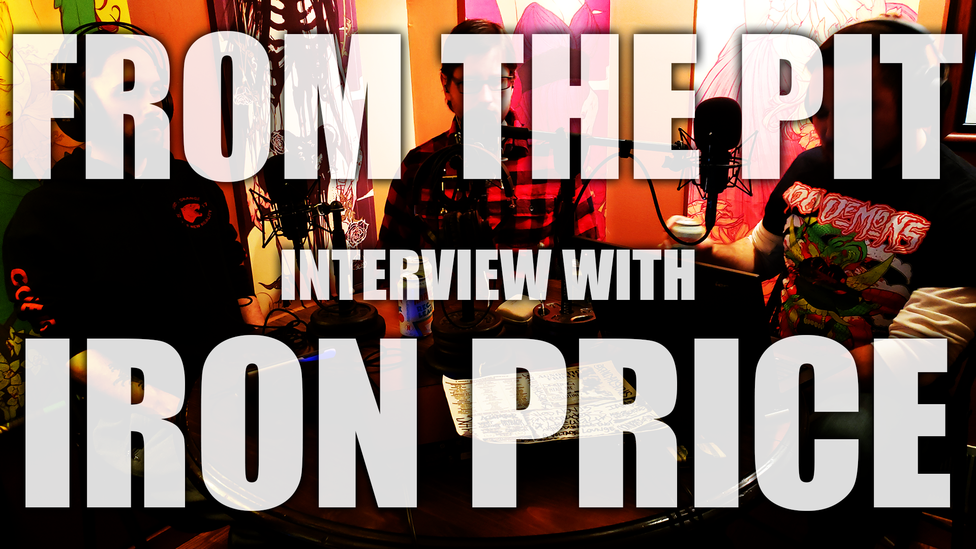 Talking With Matt Bennett of Iron Price