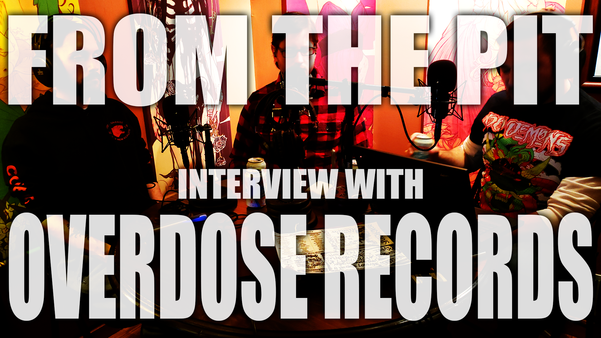 Talking with Eli of Overdose Records