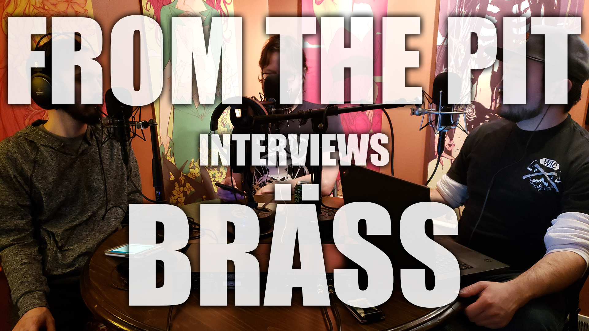 Talking With Mort of BRÄSS